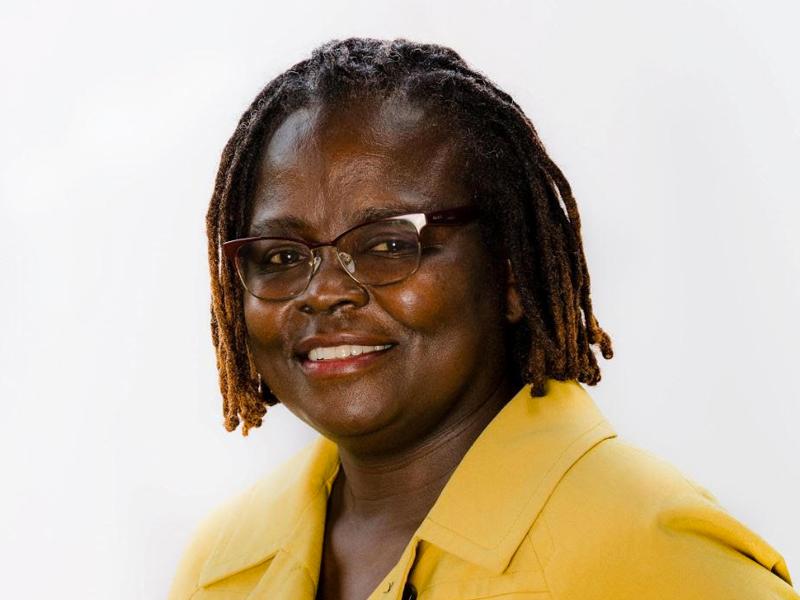 Dr. Christine Martey‐Ochola